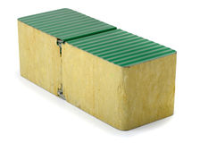 Sandwich panel Royalty Free Stock Photos