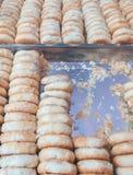 Sandwich pastry Stock Photo