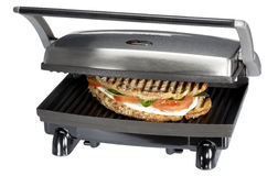 Sandwich press Royalty Free Stock Images