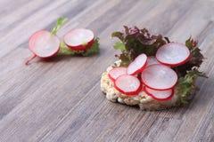 Sandwich sain Images libres de droits