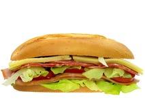 Sandwich secondaire Images stock