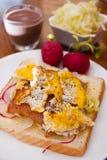 Sandwich-Serie 2 Lizenzfreie Stockbilder