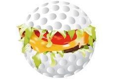 Sandwich sports Royalty Free Stock Photography
