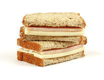 Sandwich Stack Royalty Free Stock Photography