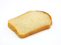 Sandwich without a thing with one bread Royalty Free Stock Photos