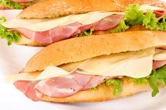 Sandwich time Stock Photos