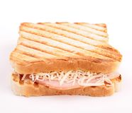 Sandwich toast Royalty Free Stock Photos