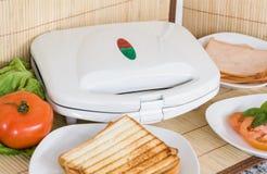 Sandwich Toaster Stock Image