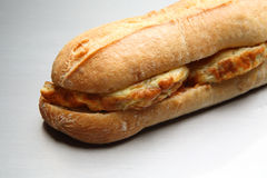 Sandwich tortilla Stock Photo