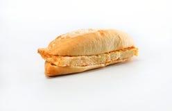 Sandwich tortilla Royalty Free Stock Photos