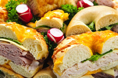 Free Sandwich Tray Royalty Free Stock Images - 10566419
