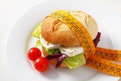 Sandwich végétarien Image stock