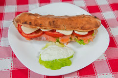 Sandwich 07 Stock Photography
