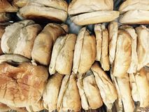 Sandwichbroden Royalty-vrije Stock Afbeelding
