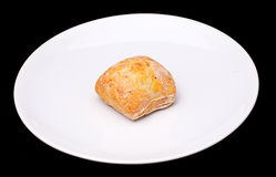 Sandwichbroodje Stock Afbeeldingen