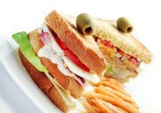 Sandwiche Stockbilder