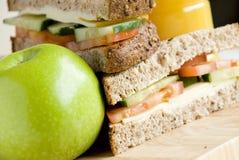 Sandwiches stock foto's