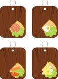 Sandwiches Royalty Free Stock Photo