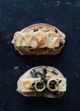 Sandwiches Stock Fotografie