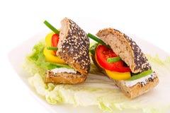 Sandwiches Stock Photo