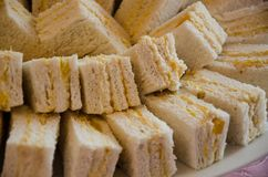 Sandwichs photographie stock
