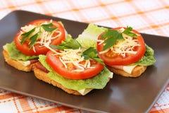 Sandwichs Image libre de droits