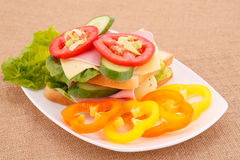 Sandwichs Images stock