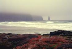 Sandwood海湾, Sutherland,苏格兰 库存照片