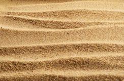 Sandy background. Stock Photo
