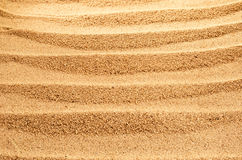 Sandy background. Royalty Free Stock Photo