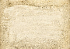 Sandy background. Royalty Free Stock Images