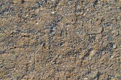 Background - Sand Sandy Stoney Royalty Free Stock Photo