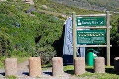 Sandy Bay Stock Photography