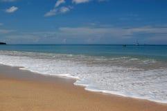 Sandy beach Royalty Free Stock Photography