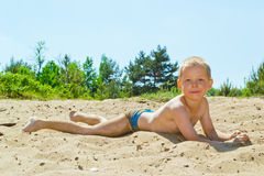Free Sandy Beach Stock Photos - 40969153