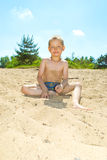 Sandy Beach Stock Fotografie