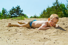 Free Sandy Beach Stock Photography - 40969242
