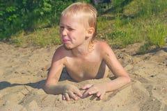 Sandy Beach Stockfotografie