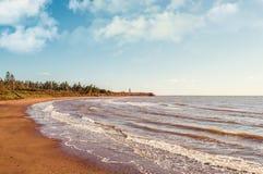 Sandy Beach Photo stock