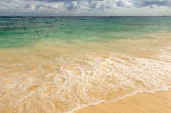 Sandy Beach Immagine Stock