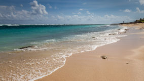 Sandy Beach Lizenzfreies Stockfoto