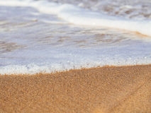Sandy Beach Fotografia de Stock Royalty Free