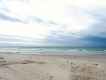 Sandy Beach fotos de archivo