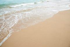 Sandy Beach Image libre de droits