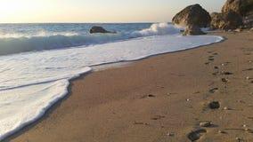 Sandy Beach stock afbeelding