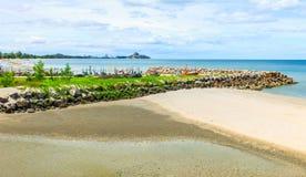 Sandy Beach Lizenzfreie Stockfotografie