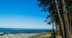 Sandy Beach Imagen de archivo