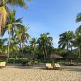 Sandy Beach Stockfoto