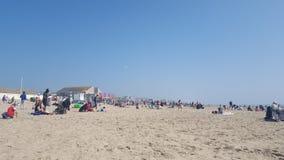 Sandy Beach Royalty-vrije Stock Afbeelding