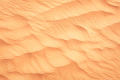 Sandy beach background. Sand texture. Royalty Free Stock Photos